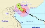 Bão số 4 giật cấp 16 đổ bộ vào bán đảo Lôi Châu (Trung Quốc)