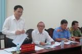 Ban Tôn giáo Chính phủ kiểm tra thực hiện pháp luật tín ngưỡng, tôn giáo tại Long An