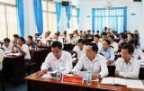 Họp báo thông tin về Đại hội Đảng bộ tỉnh lần thứ X, nhiệm kỳ 2015 - 2020