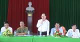 Phúc tra xây dựng xã văn hóa Nhơn Thạnh Trung, TP. Tân An