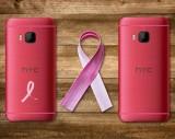 HTC One M9 màu hồng chính thức lên kệ