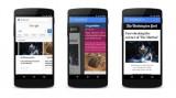Google thí điểm chương trình đọc báo AMP cạnh tranh với Facebook
