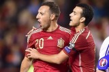 EURO 2016: Tây Ban Nha giành vé đến Pháp, Anh nối dài mạch thắng