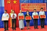 Thị trấn Thủ Thừa khởi sắc từ hoạt động Về nguồn
