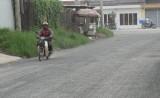 Đường Nguyễn Văn Tiếp đã được sửa chữa