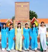 Cần Đước trùng tu Di tích lịch sử Ngã tư đình Tân Chánh