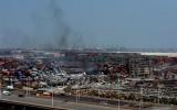Lại nổ kho chứa cồn tại Thiên Tân, Trung Quốc