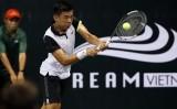 Hoàng Nam không thể gây bất ngờ ở Vietnam Open