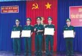 Bộ đội Biên phòng Long An nâng cao chất lượng huấn luyện
