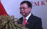 Ông Võ Thành Hạo tiếp tục được bầu làm Bí thư Tỉnh ủy Bến Tre