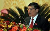 Ông Nguyễn Khắc Chử tái đắc cử Bí thư Tỉnh ủy Lai Châu khóa XIII