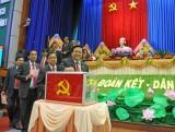 Đại hội Đại biểu Đảng bộ tỉnh Long An lần thứ X, nhiệm kỳ 2015-2020: Bầu Ban Chấp hành gồm 54 đồng chí