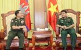 Quốc phòng là trụ cột quan trọng trong quan hệ Việt Nam – Campuchia