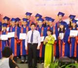 Trường Đại học Tân Tạo trao giải thưởng Hoa Trạng Nguyên