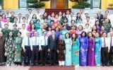 Chủ tịch nước: Đổi mới để gần dân, học dân và trách nhiệm với dân