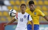 Khai mạc giải bóng đá U17 thế giới: Hàn Quốc gây bất ngờ lớn