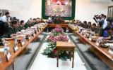 Việt Nam - Campuchia đối thoại Chiến lược Quốc phòng lần thứ nhất
