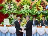 Ông Trần Văn Rón tái giữ chức Bí thư Tỉnh ủy Vĩnh Long