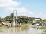 Cầu 2,5 tỷ đồng sập sau hơn 10 ngày sử dụng: Đã được khắc phục xong