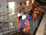 Cứu nạn thành công 11 thuyền viên trên tàu hỏng máy gần Hoàng Sa