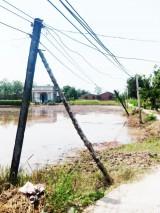 Sử dụng điện thiếu an toàn ở nông thôn