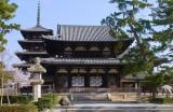 Khám phá Đền thờ Horyu - Bảo tàng cổ vật lớn của Nhật Bản