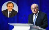 Sepp Blatter công khai chỉ trích Michel Platini trước báo giới