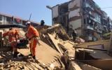 Sâp nhà Trung Quốc, 17 người chết