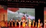 Liên hoan các nhóm tuyên truyền ca khúc cách mạng ĐB sông Hồng 2015
