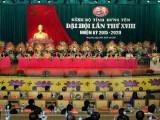 Khai mạc Đại hội Đảng bộ tỉnh Hưng Yên nhiệm kỳ 2015-2020