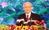 Toàn văn phát biểu của Tổng Bí thư tại Đại hội Đảng bộ Hà Nội