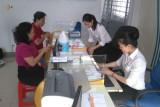 Khai trương điểm giao dịch bưu điện Khu công nghiệp Hạnh Phúc