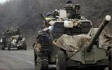 Vũ khí hạng nặng sẽ được rút ra khỏi miền Đông Ukraine cuối tháng 11