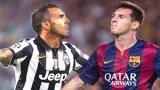 Messi và Tevez tranh giải bàn thắng đẹp nhất năm 2015