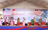 Việt Nam giúp Lào phát triển cán bộ quản lý khoa học công nghệ