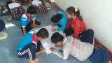 Đức Hòa: Hội thi tìm hiểu kiến thức ATGT bậc tiểu học