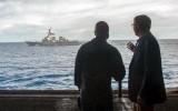 Mỹ: Trung Quốc cải tạo đảo phi pháp có thể gây xung đột ở Biển Đông