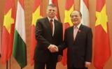 Quan hệ hợp tác toàn diện Việt Nam-Hungary ngày càng phát triển