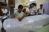 Bầu cử lịch sử ở Myanmar