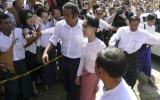 Thắng lợi của bà Suu Kyi mở đường cho một nền dân chủ ở Myanmar