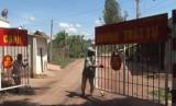 Mô hình cổng rào nhân dân phòng, chống tội phạm và đua xe trái phép