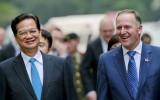 Hướng đến kim ngạch Việt Nam - New Zealand 1,7 tỉ USD năm 2020