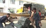 Đức Hòa: Bắt 15.200 gói thuốc lá ngoại nhập lậu