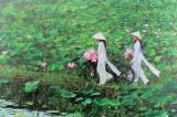 Giới thiệu 100 bức ảnh đẹp về sen trong đời sống văn hóa Việt Nam