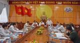 Ban Thường vụ Tỉnh ủy Long An: Cho ý kiến về Kế hoạch phát triển KT-XH 5 năm (2016-2020)