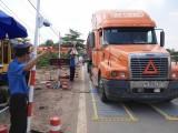 Mở cao điểm kiểm soát tải trọng xe trong hai tháng cuối năm