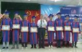 882 học viên được giới thiệu việc làm sau tốt nghiệp