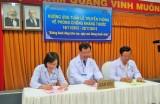 Bệnh viện Đa khoa Long An hưởng ứng Tuần lễ truyền thông phòng, chống kháng thuốc