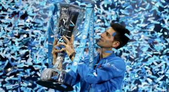 Djokovic lần thứ tư liên tiếp thắng Giải ATP World Tour Finals