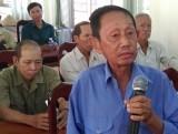 Đại biểu HĐND tỉnh Long An tiếp xúc cử tri tại Tân Hưng